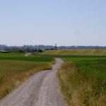 schöner Radweg